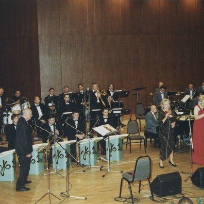Velký svátek swingu Dům hudby 2003