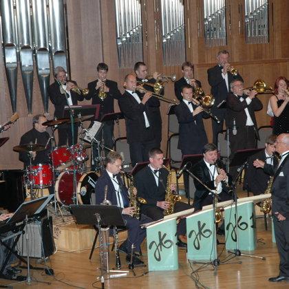 Velký svátek swingu Dům hudby 2005